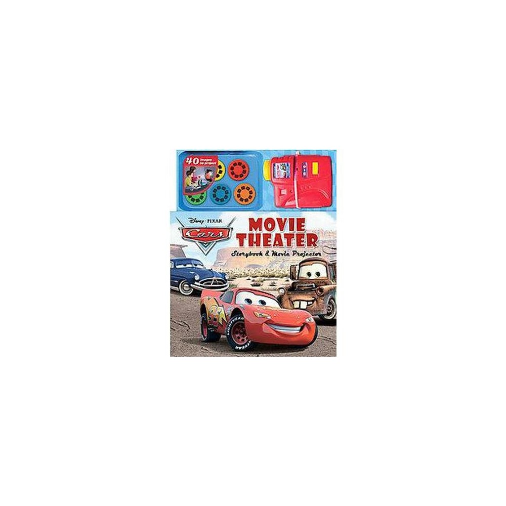 Cars Movie Theater (Revised) (School And Library)