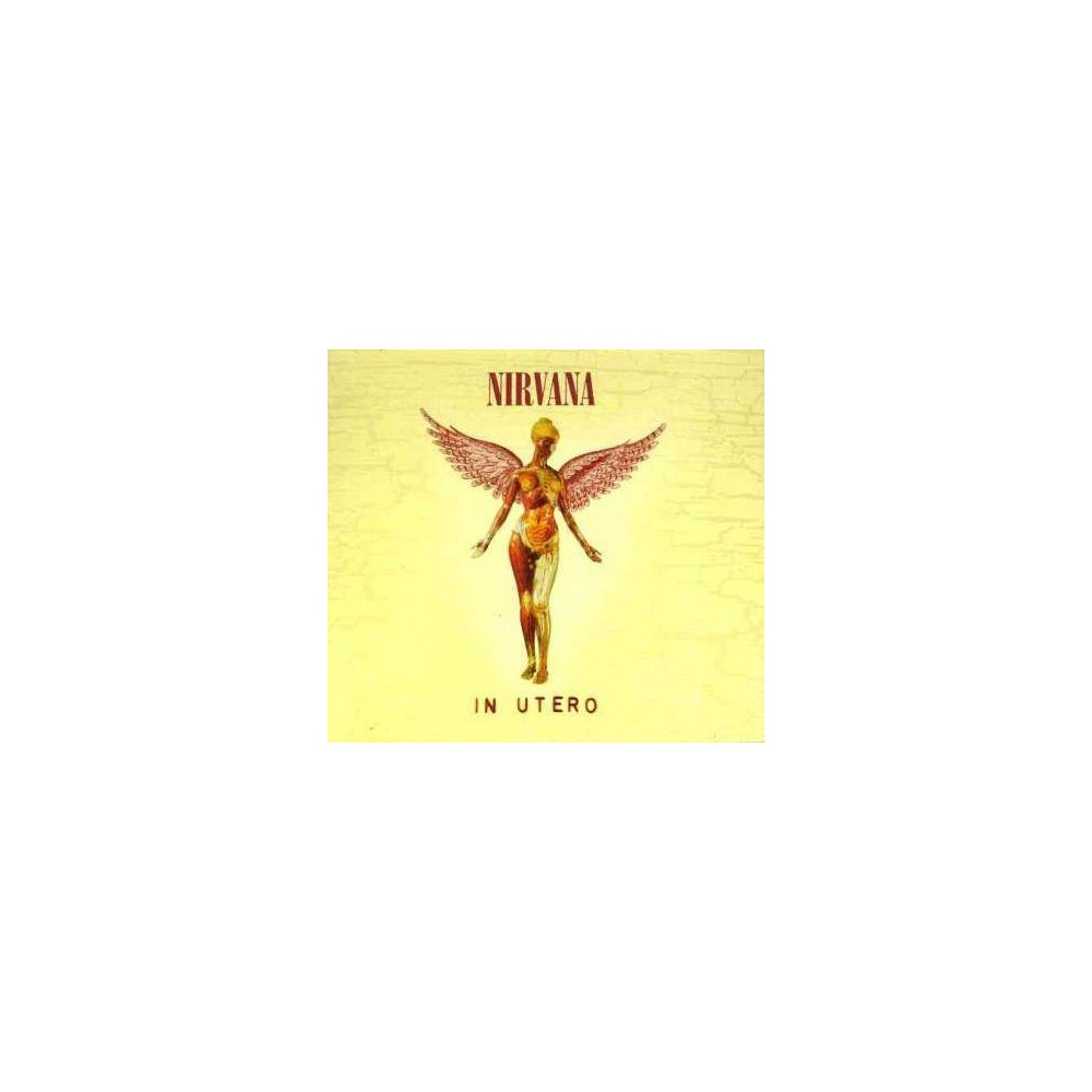 Nirvana In Utero 2 Cd 20th Anniversary Edition