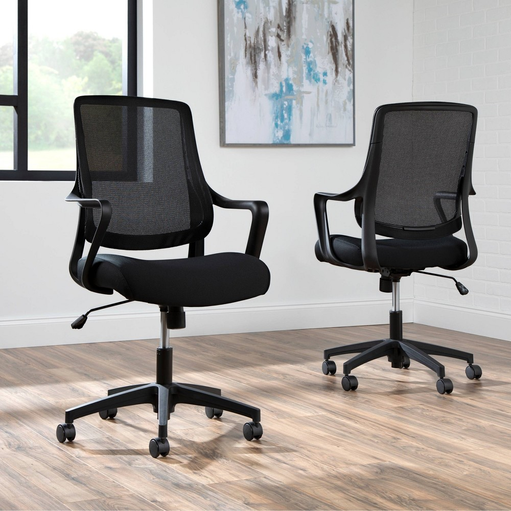 Top Basyx Helium Commercial Grade Light Task Chair  - HON