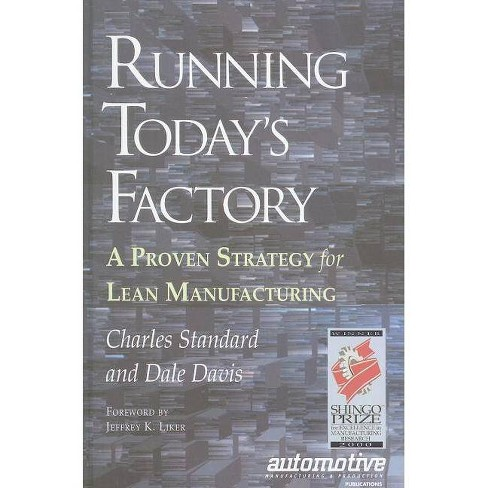 Running Today's Factory - by  Charles Standard (Hardcover) - image 1 of 1