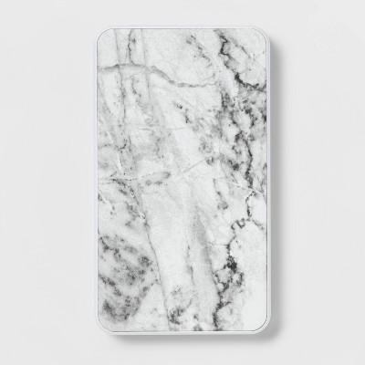 heyday™ 8000mAh Portable Powerbank - Marble