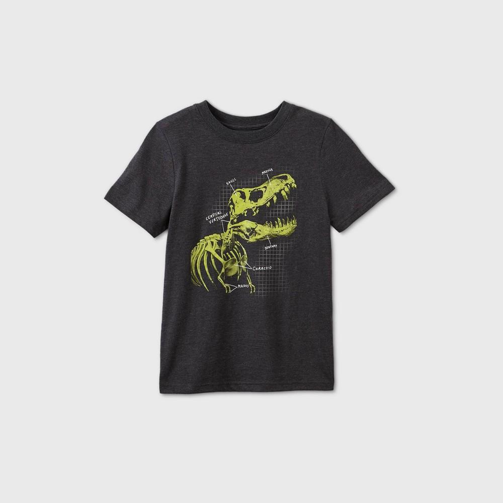 Promos Kids' Short Sleeve Dinosaur Graphic T-Shirt - Cat & Jack™