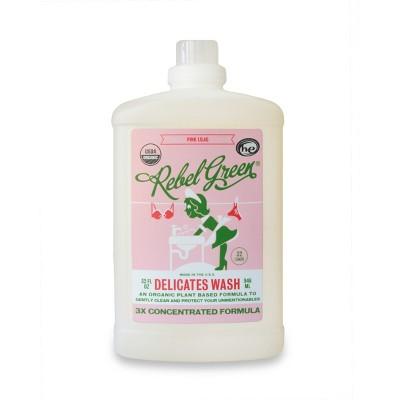 Laundry Detergent: Rebel Green Delicates