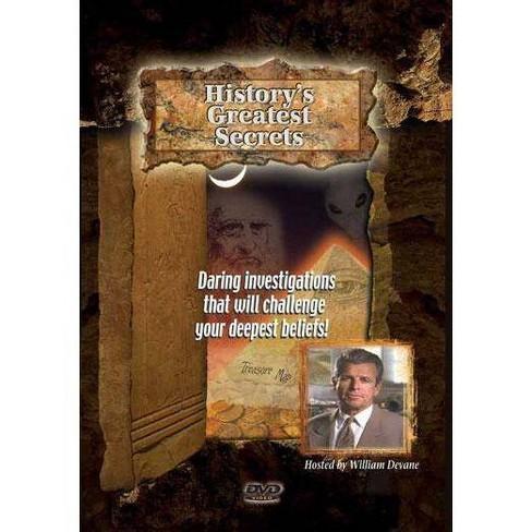 History's Greatest Secrets (DVD) - image 1 of 1