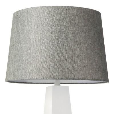 13 X 15 X 10 Inch Gray Lampshade - Threshold™