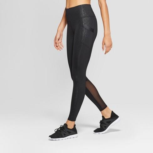 Women's Premium High - Waisted 7/8 Mid-Rise Leggings - JoyLab™ - image 1 of 2
