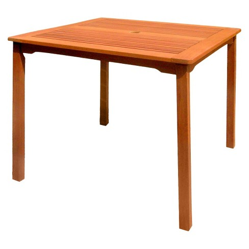 Vifah Stacking table - Brown - image 1 of 3
