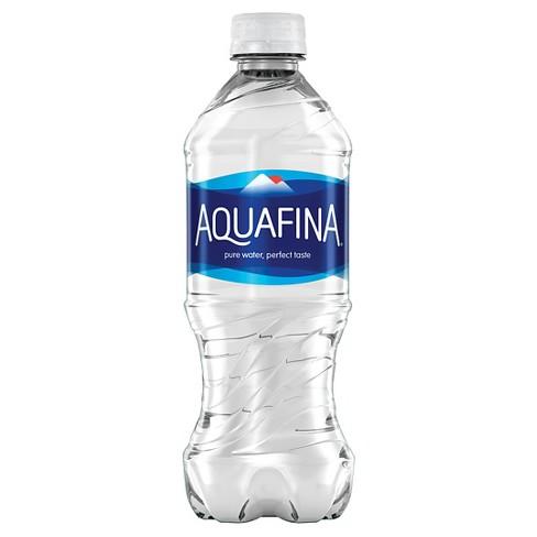 Aquafina Pure Unflavored Water - 20 fl oz Bottle - image 1 of 3