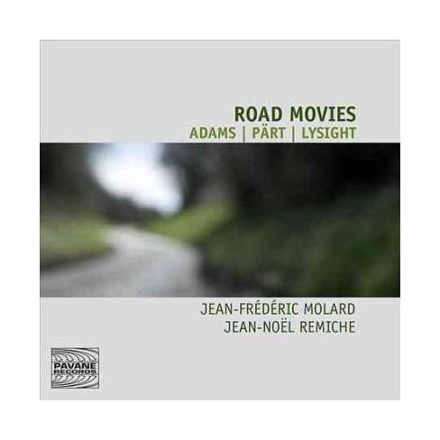 Duo Gemini - Road Movies (CD) - image 1 of 1