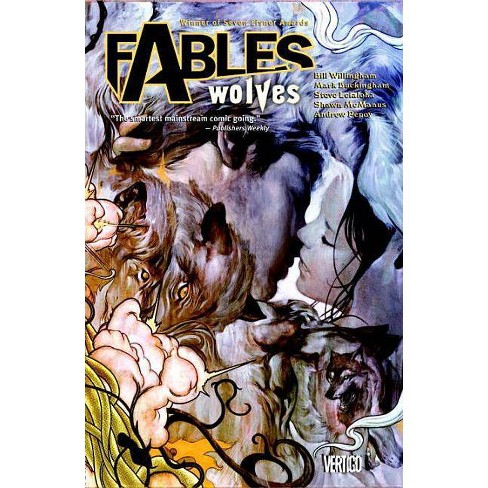 Fables Vol. 8: Wolves - (Fables (Paperback)) by  Bill Willingham (Paperback) - image 1 of 1