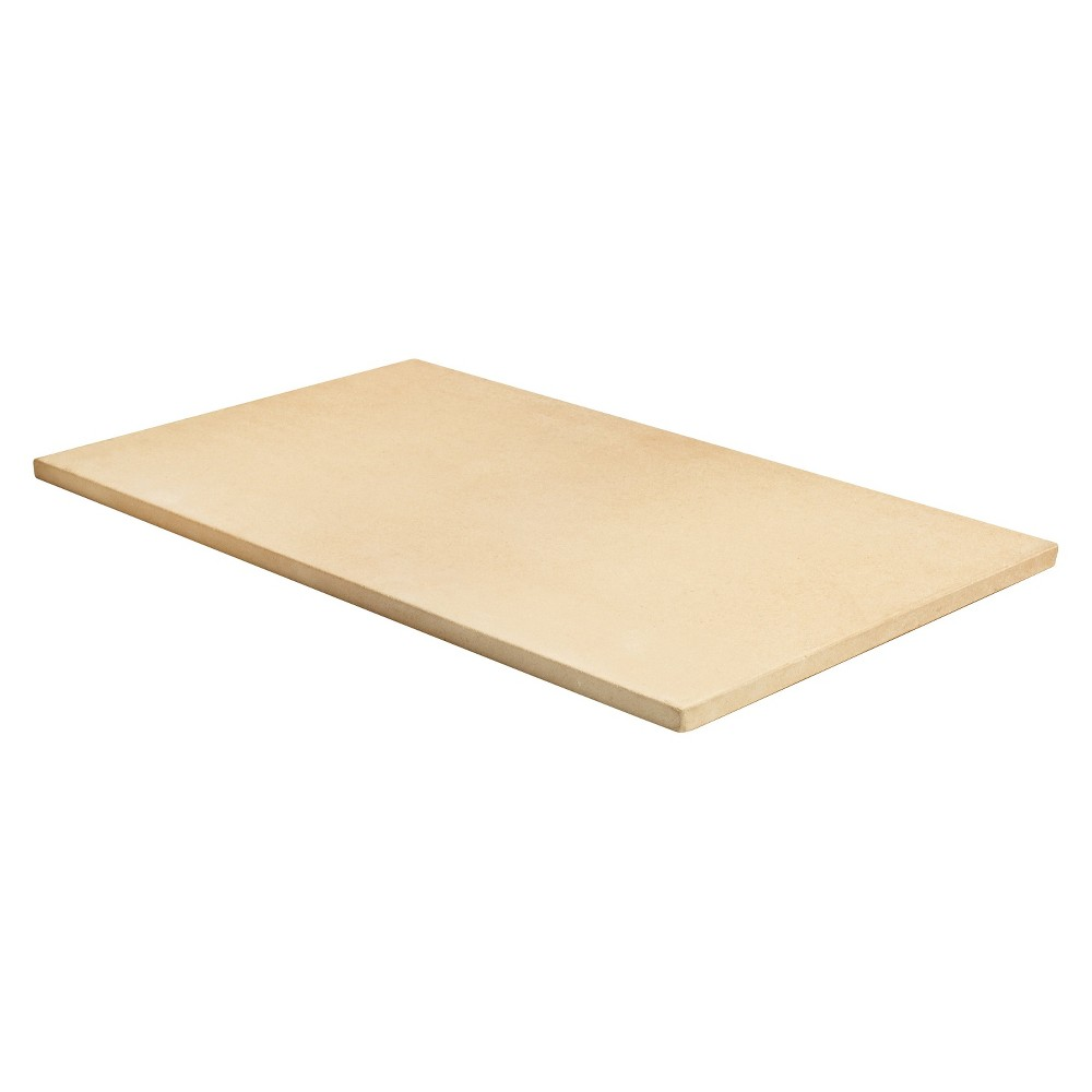 "Image of ""Pizzacraft All Purpose Pizza and Baking Stone - Large(20"""" x 13.5"""")"""