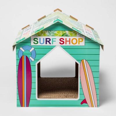 Surf Shop Basic Cat Scratch House - Sun Squad™