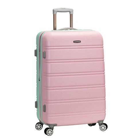 "Rockland Melbourne 28"" Expandable Hardside Spinner Suitcase - Mint - image 1 of 5"