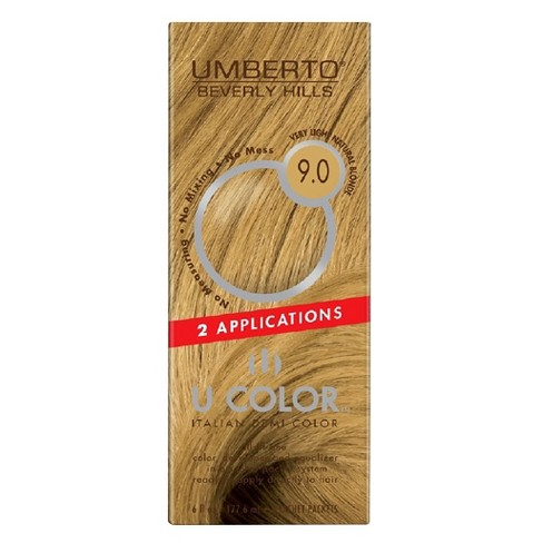 Umberto Beverly Hills U Color Italian Demi Hair Color - image 1 of 4