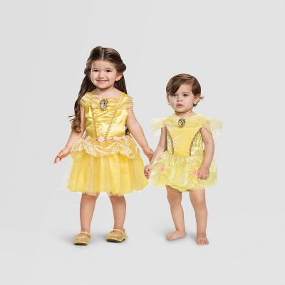 Disney Princess Belle Matching Costume Collection