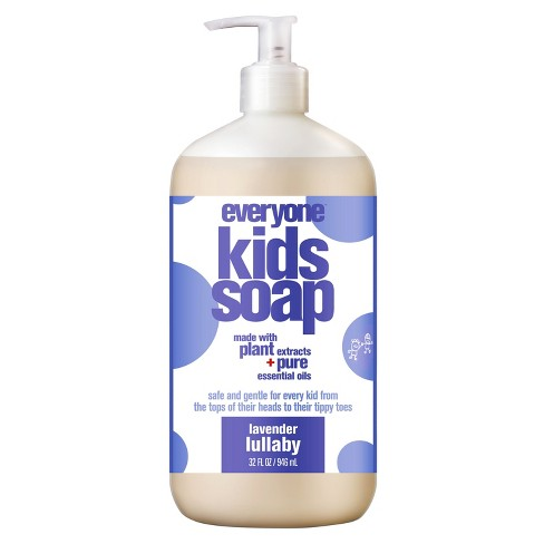 Everyone Kids Lavender Lullaby Soap - 32.0 fl oz - image 1 of 1