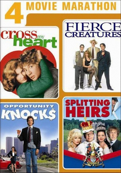 Comedy Favorites Collection: 4 Movie Marathon (2 Discs) (dvd_video) - image 1 of 1
