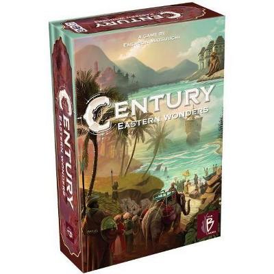 Century - Eastern Wonders Board Game