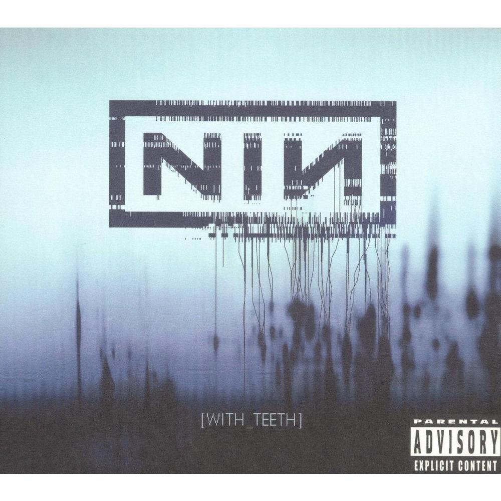 Nine Inch Nails With Teeth Explicit Lyrics Cd