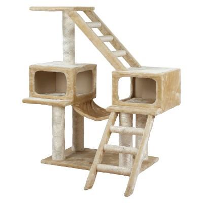 Trixie Malaga Cat Playground - Beige