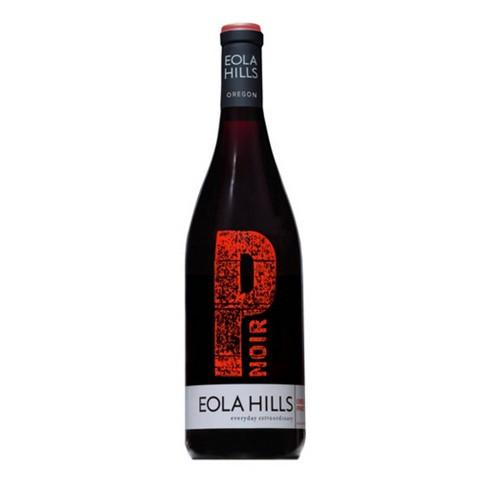 Eola Hills Pinot Noir Red Wine - 750ml Bottle - image 1 of 1