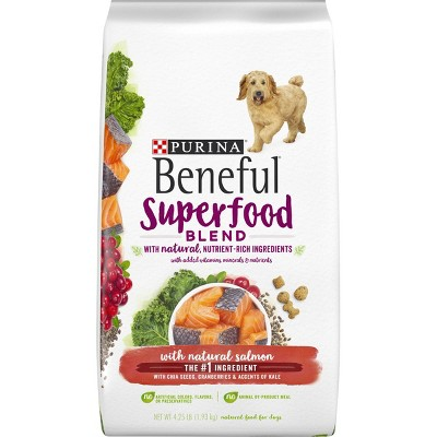 Dog Food: Beneful Superfood Blend
