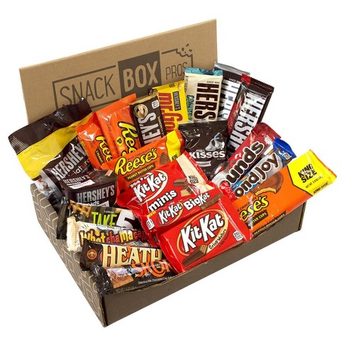 Hershey's Favorites Box Candy Bars - image 1 of 1