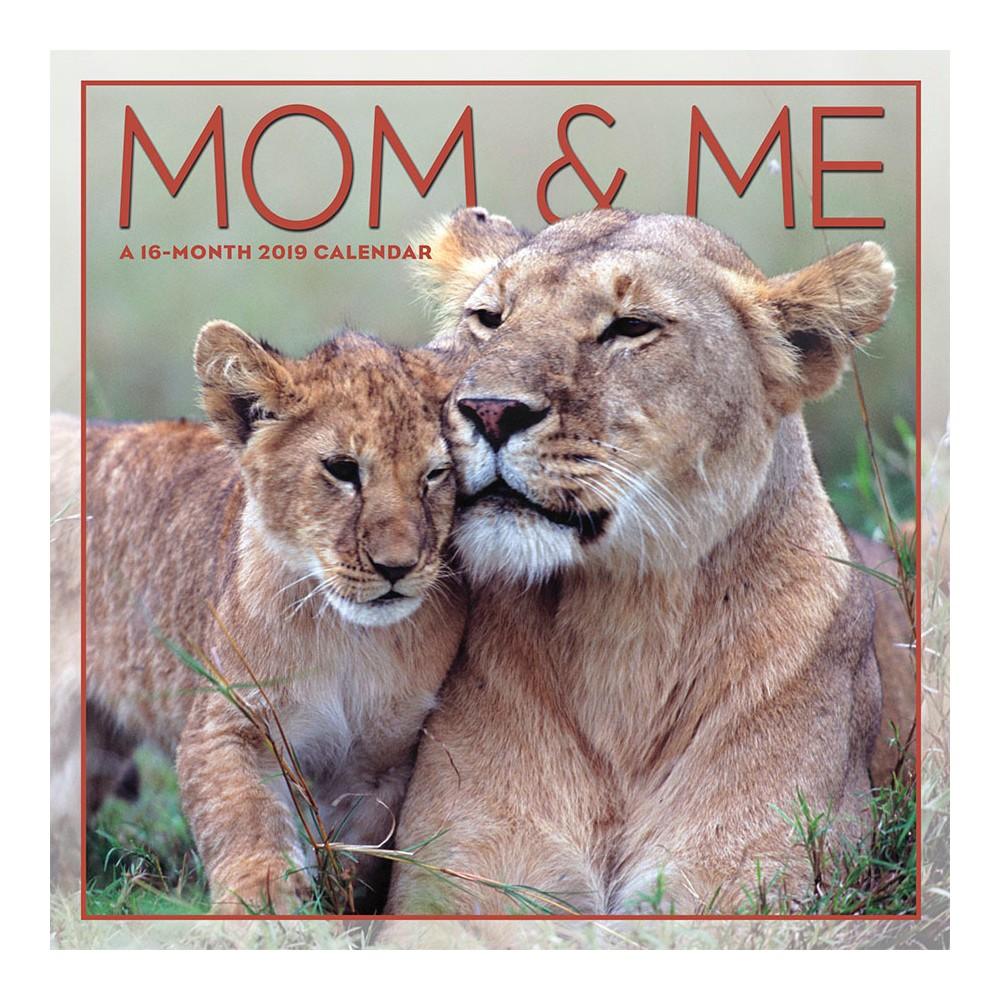 2019 Wall Calendar Mom & Me - Trends International, Multi-Colored