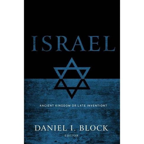 Israel - by  Daniel I Block (Paperback) - image 1 of 1