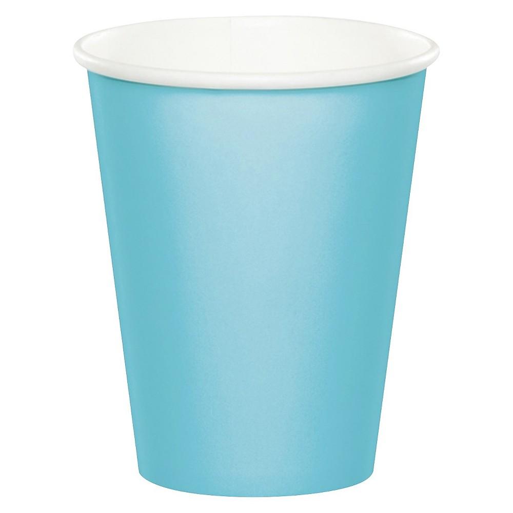 24ct Pastel Blue Disposable Cups Reviews