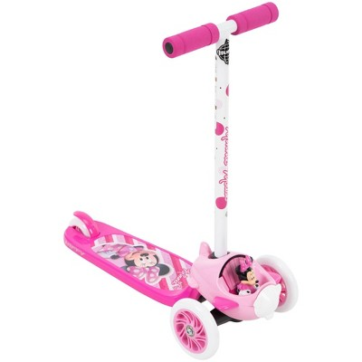 Huffy Minnie Mouse 3 Wheel Kids' Kick Scooter - Pink