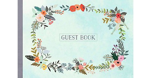 Guest Book : Nature Edition (Illustrated) (Hardcover) - image 1 of 1