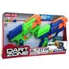 Dart Zone Blitzfire X2 Combo 2-Pack Quickshot Dart Blasters - image 2 of 4