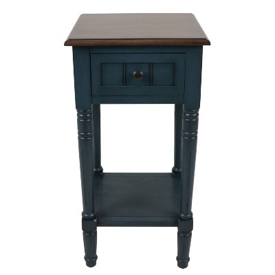 Simplify One Drawer Accent Table - Décor Therapy : Target