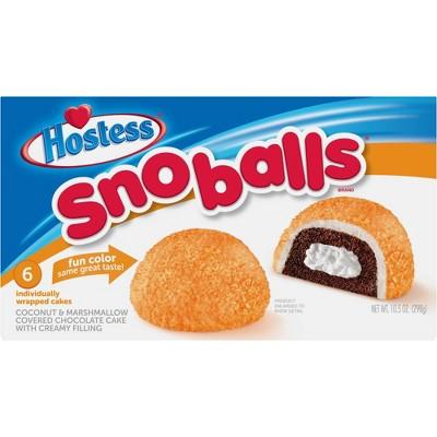 Hostess Snoballs - 6ct/10.5oz