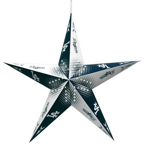 MLB Los Angeles Dodgers Star Lantern - image 1 of 2