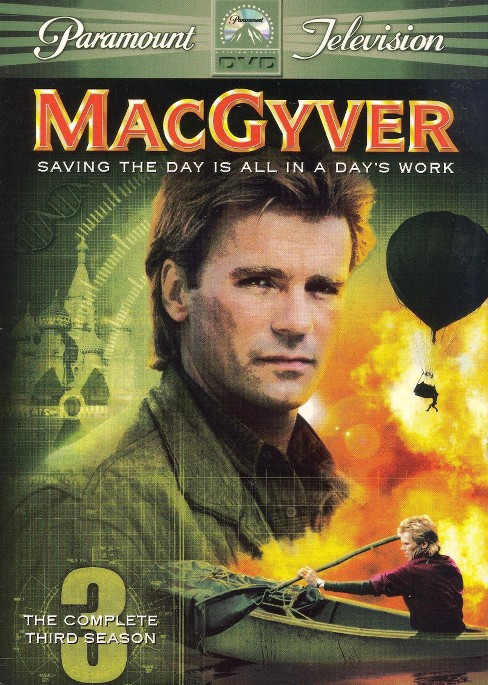 MacGyver: The Complete Third Season [5 Discs] - image 1 of 1