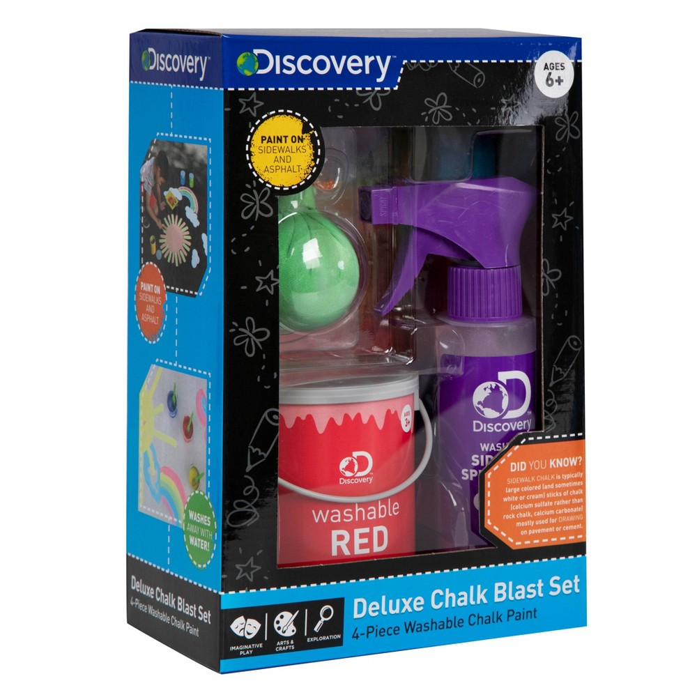 Image of Discovery Kids Chalk Deluxe Play Set