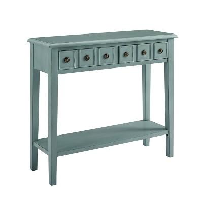 Calinda Small Console Table - Powell Company