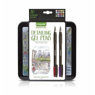Crayola Signature™ Detailing Gel Pens 20ct