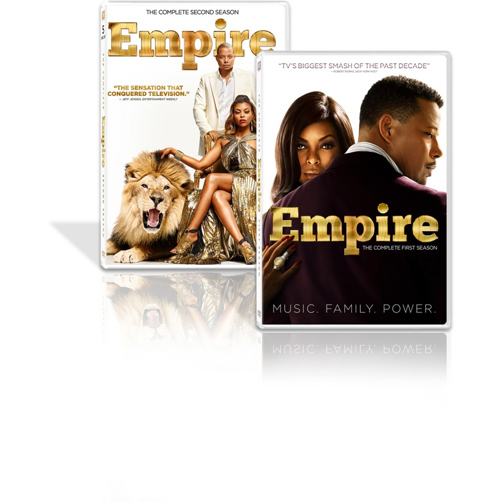 Empire S1 and 2 (Dvd), Movies