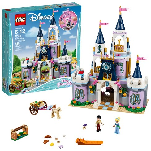 LEGO Disney Princess™ Cinderella's Dream Castle 41154 - image 1 of 6