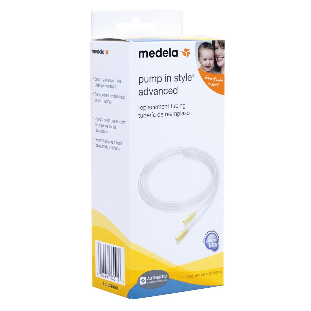 Image of Medela Pump in Style Replacement Tubing