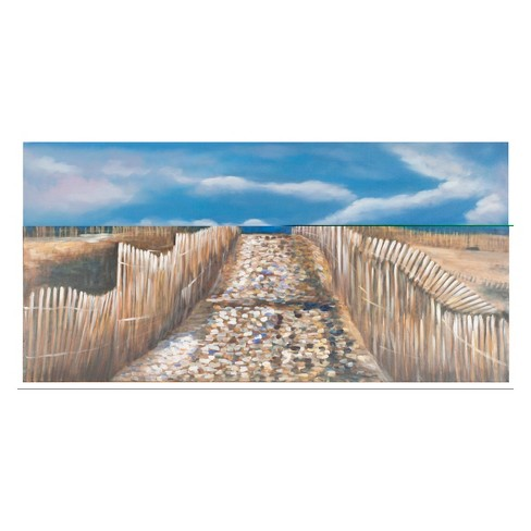Sea And Sand Diptych Wall Art - Safavieh® - image 1 of 2