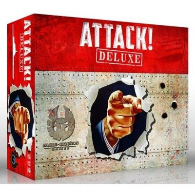Attack! Deluxe Expansion Board Game