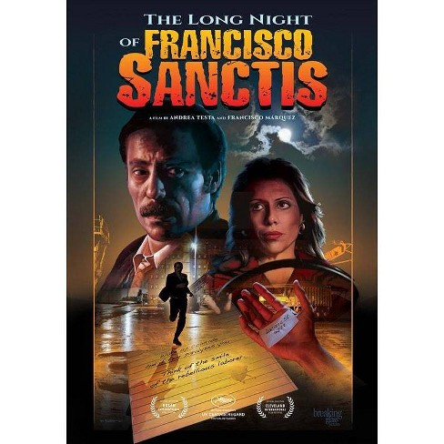 The Long Night Of Francisco Sanctis (DVD) - image 1 of 1
