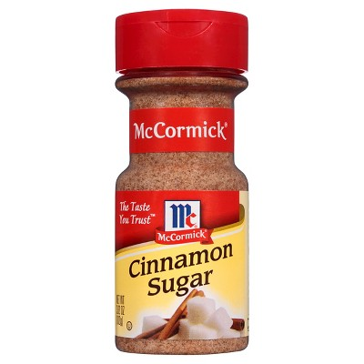 McCormick Cinnamon Sugar Dry Spices - 3.62oz