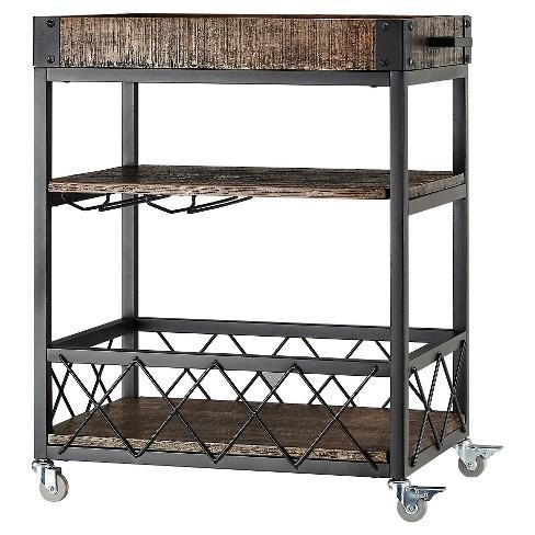 Ronay Bar Cart - Inspire Q - image 1 of 4