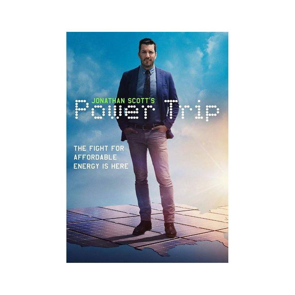 Jonathan Scott S Power Trip Dvd 2021