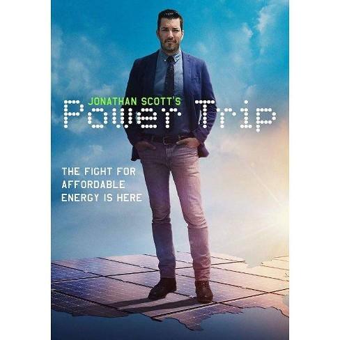 Jonathan Scott's Power Trip (DVD)(2021) - image 1 of 1